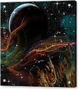 Darkseid Acrylic Print