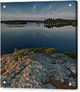 Darky Lake Acrylic Print