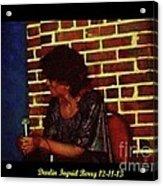 Darlin Ingrid Berry 12-11-13 Acrylic Print