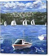 Darling Harbor Acrylic Print