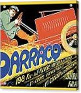 Darracq Suresnes France Acrylic Print