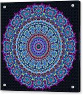 Darren's Mandala Acrylic Print