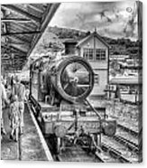 Dart Valley Railway Acrylic Print
