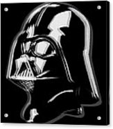 Darth Vader Star Wars Acrylic Print