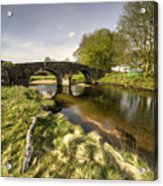 Dartmoor Bridge  Acrylic Print