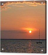 Fannie Bay Sunset 1.4 Acrylic Print