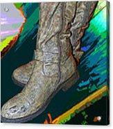 Das Boots Acrylic Print