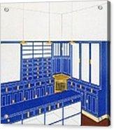 Das Interieur Iv, A Glove Shop, 1906 Acrylic Print