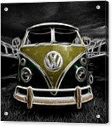 Das Vw Bus Acrylic Print