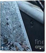 Dashing Through The Frost Acrylic Print
