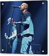 Daughtry Acrylic Print