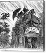 Bus, 1856 Acrylic Print