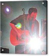 Dave In The Spotlight Acrylic Print