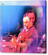 Dave Matthews Crazy Photo2 Acrylic Print