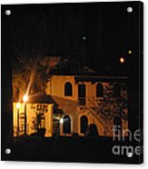 Davenport At Night Acrylic Print