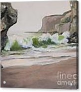 Davenport Cove 2 Acrylic Print