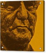 David Ben Gurion - Israel First P.m. Acrylic Print