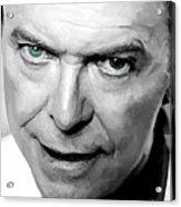 David Bowie In Clip Valentine's Day - 1 Acrylic Print