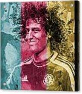 David Luiz - C Acrylic Print