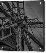 Davidson Windmill Acrylic Print
