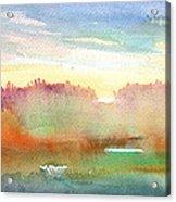 Dawn 43 Acrylic Print