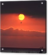 Dawn After The Storm Acrylic Print