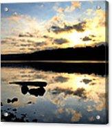 Dawn Breaks Acrylic Print