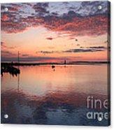 Dawn Edgartown Light Acrylic Print