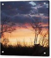 Dawn In The Catskills Acrylic Print