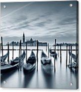 Dawn In Venice Acrylic Print