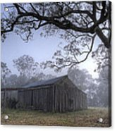 Dawn Shack Acrylic Print