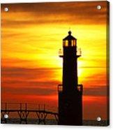 Dawn's Brighter Light Acrylic Print