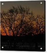 Dawns Early Light Acrylic Print