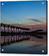 Dawn's Reflection Acrylic Print