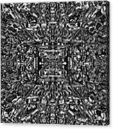 Daxdur Acrylic Print
