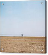 Day At The Beach IIi Acrylic Print