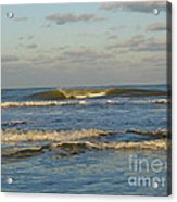 Day At The Ocean Acrylic Print