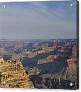 Daybreak At The Canyon Acrylic Print