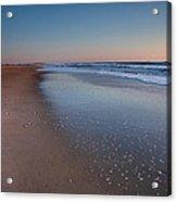 Daybreak On Hatteras II Acrylic Print