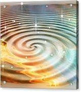 Daydreamer's Pool Acrylic Print