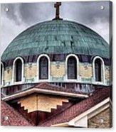Dayton Mosque Acrylic Print