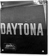 Daytona Dominator Acrylic Print