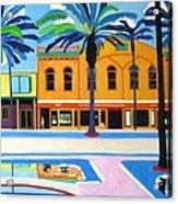 Mckays Irish Pub Daytona Florida Acrylic Print