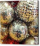 Dazzling Christmas Acrylic Print