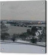 Dc Winter Acrylic Print