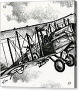 De Havilland Airco Dh.4 Acrylic Print
