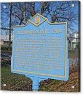 De-kc51 Delaware State Fair Acrylic Print
