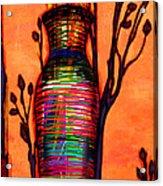 De Vase Acrylic Print
