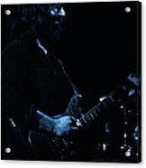 Dead #10 In Blue Acrylic Print