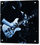Dead #13 In Blue Acrylic Print